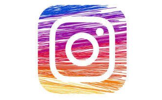 instagram et le monde scriboïque